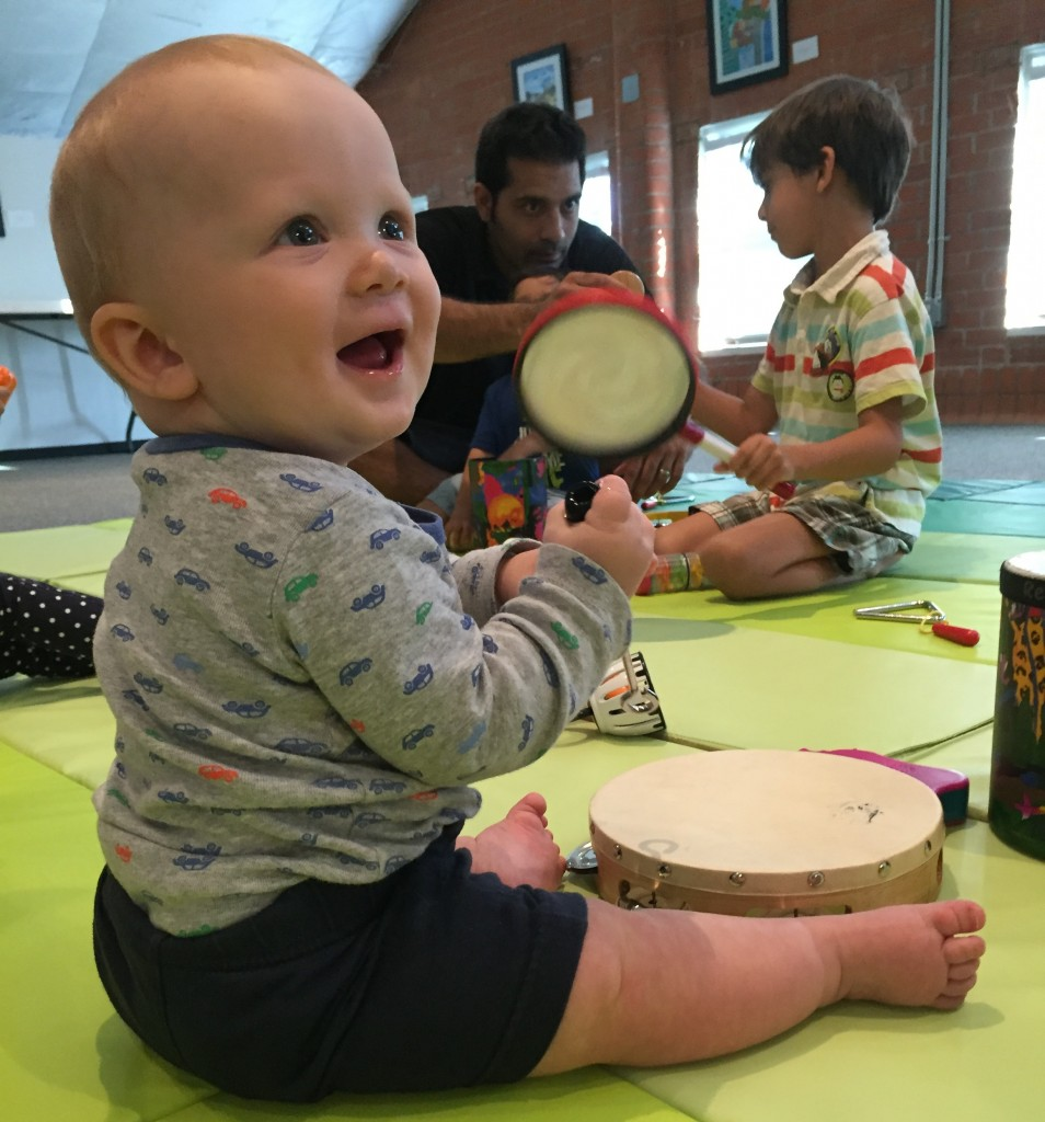 Montessori Inspired Toddler Discovery: Musical Instruments ...