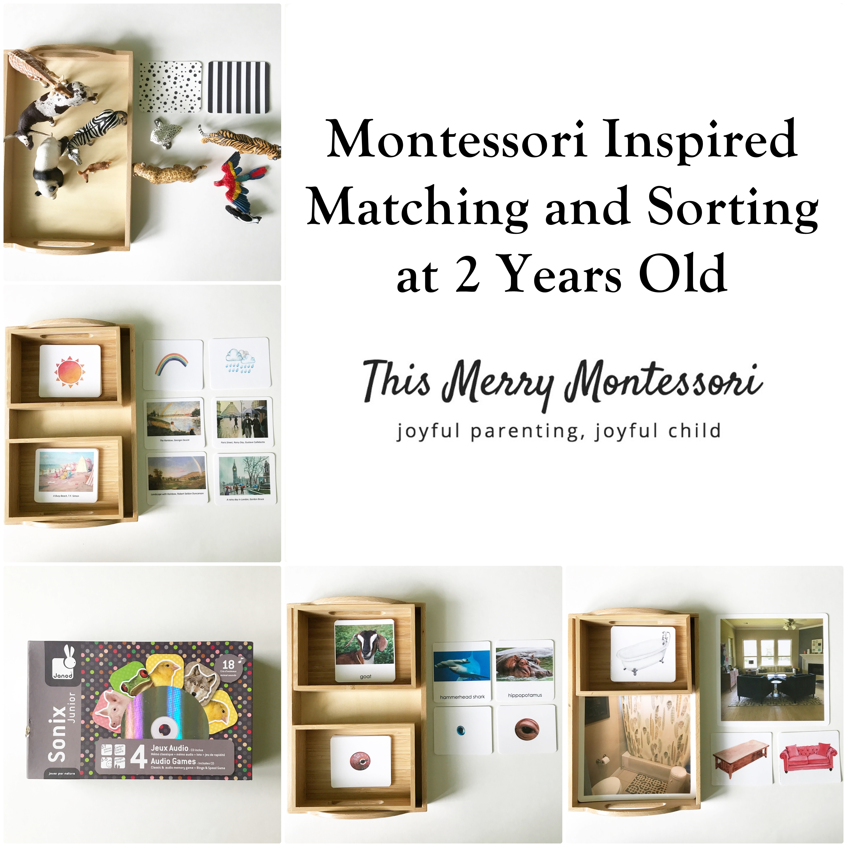 What S On Our Work Shelves This Merry Montessori